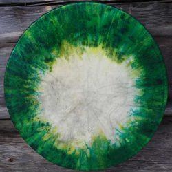 shamaanirumpu vihreä