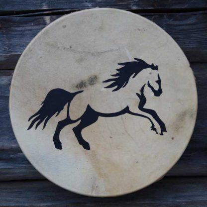voimaeläinrumpu hevonen